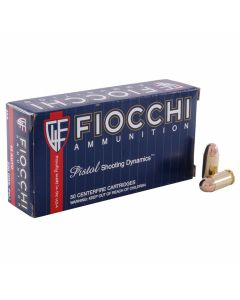 Fiocchi Shooting Dynamics 45 ACP 230 Grain Full Metal Jacket 50 Rounds