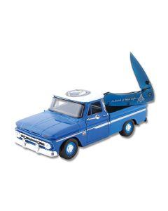 Frost Cutlery Masoinc Truck & Blue Linerlock Knife Set