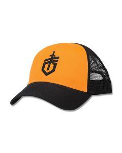 Gerber Blaze Orange and Black Hat Model 30-001281
