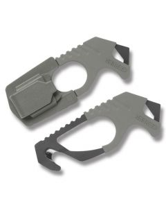 Gerber Strap Cutter with One Piece 420HC Stainless Steel Construction Model 22-01943