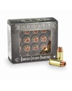 G2 Research R.I.P 40 S&W 115 Grain Solid Copper Lead Free 20 Rounds