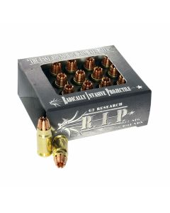 G2 Research RIP 357 Sig 92 Grain Fragmenting Solid Copper Lead Free 20 Rounds