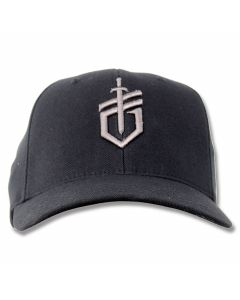 Gerber Flexfit Black Baseball Cap