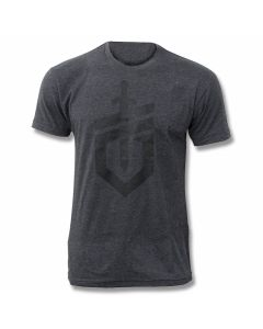 Gerber Charcoal Logo T-Shirt - XXL Model 30-000542