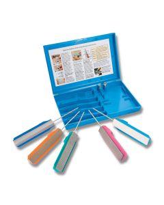 GATCO Edgemate Ultimate Diamond Hone Sharpening Kit Model 10006