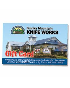 Smoky Mountain Knifeworks $25 Gift Card