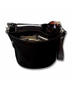Gun Tote'N Mamas Concealed Bucket Tote Handbag - Black