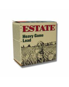 Estate Heavy Game Load 12 Gauge 2-3/4 1/1-8 oz Shot 8 Shot 25 Rounds
