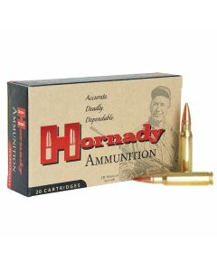 Hornady Match 6.8mm Remington SPC 110 Grain Polymer Tip Boat Tail 20 Rounds