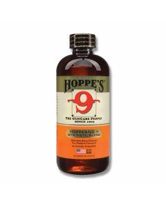 Hoppe's Pint Bottle No. 9 Gun Bore Cleaner Model 916