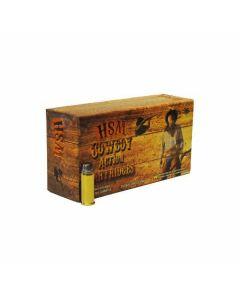 HSM Cowboy Action 41 Remington Magnum 210 Grain Hard Cast Lead Semi-Wadcutter 50 Rounds