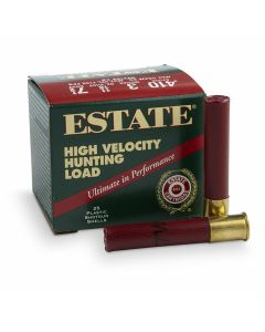 "Federal Estate High Velocity Hunting Load 410 Gauge 3"" 11/16 oz # 7.5 Lead Shot 25 Rounds"