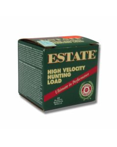 "Federal Estate High Velocity Hunting Load 410 Gauge 2.5"" 1/2 oz #6 Lead Shot 25 Rounds"