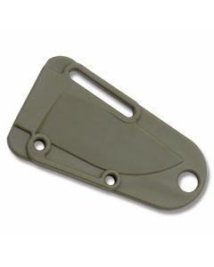 ESEE Knives OD Green Izula and Izula II Molded Sheath Model ESEE-IZULA-SHEATH-OD