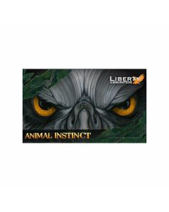 Liberty Animal Instinct 308 Winchester 100 Grain Fragmenting Hollow Point 20 Rounds
