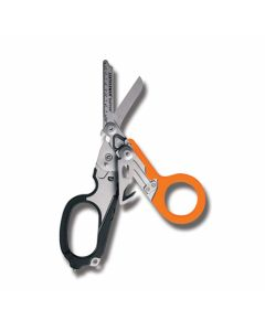 Leatherman Black and Orange Raptor with Glass Filled Nylon Handles Model 832154
