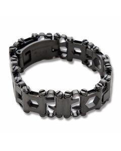 Leatherman Black Tread Tempo Bracelet Multi-Tool Model 832428