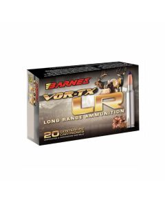 Barnes VOR-TX LR 7mm Remington Ultra Magnum 145 Grain Boat Tail Lead Free 20 Rounds