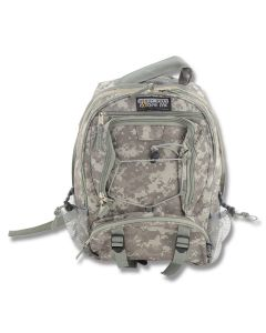 B & F System Digital Camo Backpack Model LUBPSD