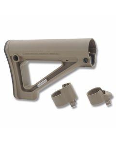 Magpul MOE Fixed Carbine Stock - Commercial-Spec Model - Flat Dark Earth