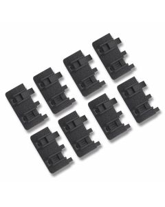 Magpul XTM Enhanced Rail Panels - Black