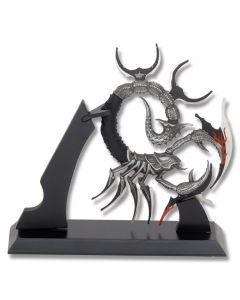 Demon Scorpion Fantasy Blade