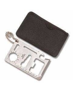 Silver Survival Tool Card