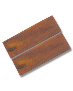 Smooth Brown Bone Handle Slabs