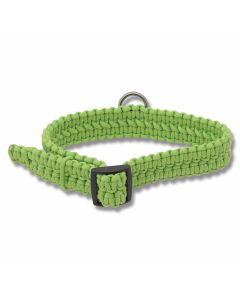 Zombie Nick Paracord Dog Collar