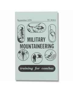 Military Mountaineering Manual