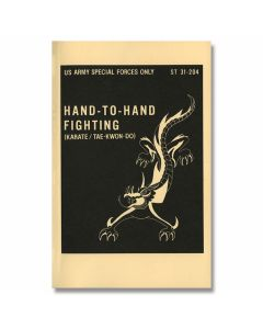U.S. Military Field Manual - Hand-to-Hand Fighting/Army