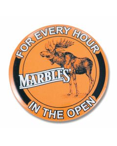 Marbles Round Moose Pocket Sharpener