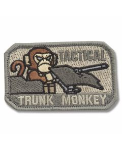 "Mil-Spec Monkey ""Tactical Trunk Monkey"" Patch - ACU Camo Pattern"