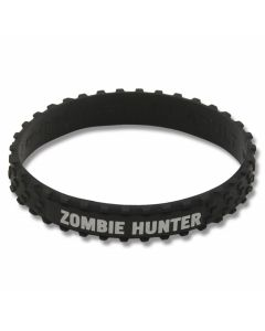 "Mil-Spec Monkey ""Zombie Hunter"" Bracelet - Black - Large"