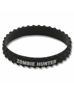 "Mil-Spec Monkey ""Zombie Hunter"" Bracelet - Black - Medium"