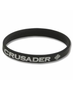 "Mil-Spec Monkey ""Pork Eating Crusader"" Bracelet - Black - Large"