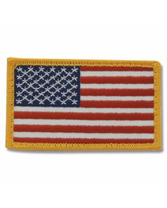 Mil-Spec Monkey U.S. Flag Patch - Full Color