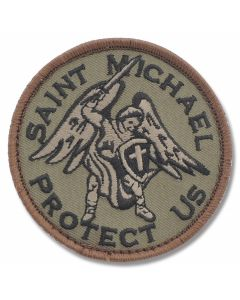 Milspec Monkey Saint Michael - Forest Patch