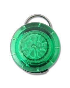 NITE IZE ShoeLit LED Green Model NST-M4-R3