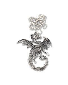 Neptune Trading Fantasy Dragon Necklace with Hidden Blade Model YC9001
