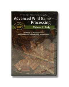 Outdoor Edge DVD - Advanced Wild Game Processing, Vol. 2: Jerky