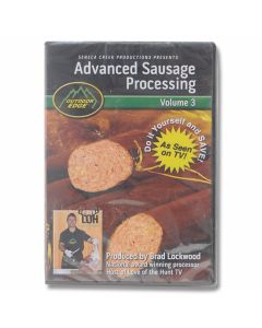 Outdoor Edge Advanced Sausage Processing Volume 3