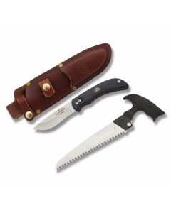 Outdoor Edge Swingblade Pack with Leather Sheath