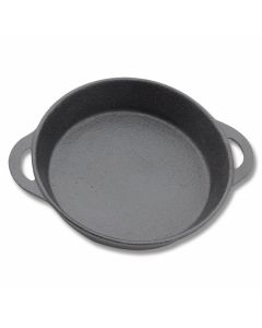 Old Mountain Round Single Serve Cast Iron Cookware Dish