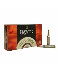 Federal Premium Vital-Shok 260 Remington 120 Grain Nosler Ballistic Tip 20 Rounds