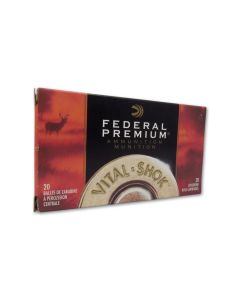 Federal Vital-Shok 280 Remington 150 Grain Nosler Partition 20 Rounds