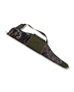 Primos Hunting Scoped Rifle Case Woodland Camouflage and OD Green Model 65629