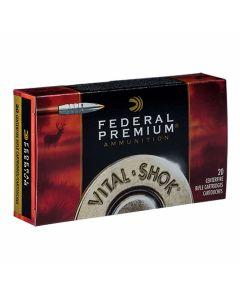 Federal Premium Vital-Shok 7mm STW 160 Grain Trophy Bonded Tip 20 Rounds