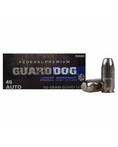 Federal Premium Personal Defense 45 ACP 165 Grain Full Metal Jacket 20 Rounds