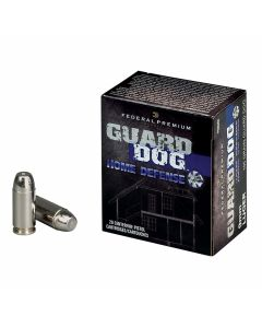 Federal Guard Dog 9mm 105 Grain Full Metal Jacket 20 Rounds